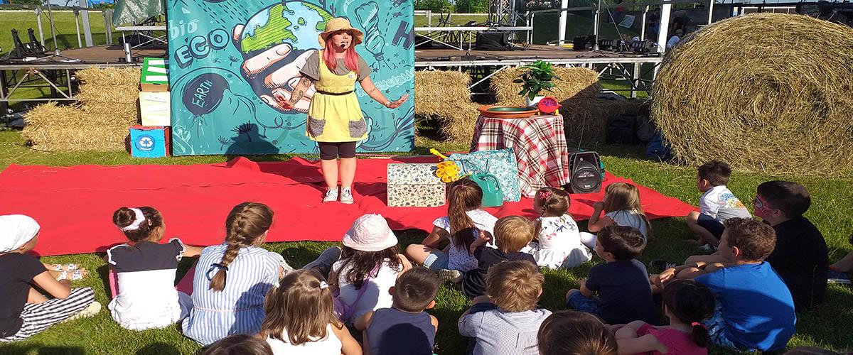 Spettacoli per bambini Cogliate - ✅ Animazione per feste bambini Milano